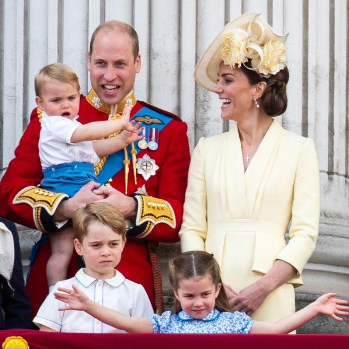 Herzogin Kate muss eingreifen! HIER zeigt sich Prinz Louis gar nicht royal (Foto)
