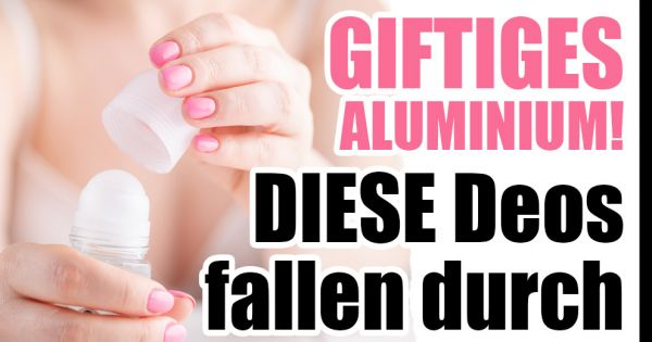 stiftung warentest im juni 2019 giftiges aluminium diese. Black Bedroom Furniture Sets. Home Design Ideas
