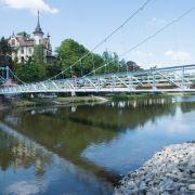 Mann (24) springt von Hängebrücke - tot! (Foto)