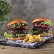Pssst! Veggie Burger-Patty jetzt auch bei Netto und Edeka (Foto)