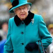 Königin in Gefahr? Giftige Killer-Raupen im Garten der Queen (Foto)
