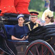 Lebensgefahr! Wie sicher sind Baby Archie und Herzogin Meghan? (Foto)