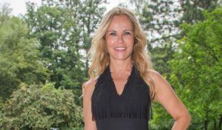 Katja Burkard ist Mutter von zwei Töchtern. (Foto)