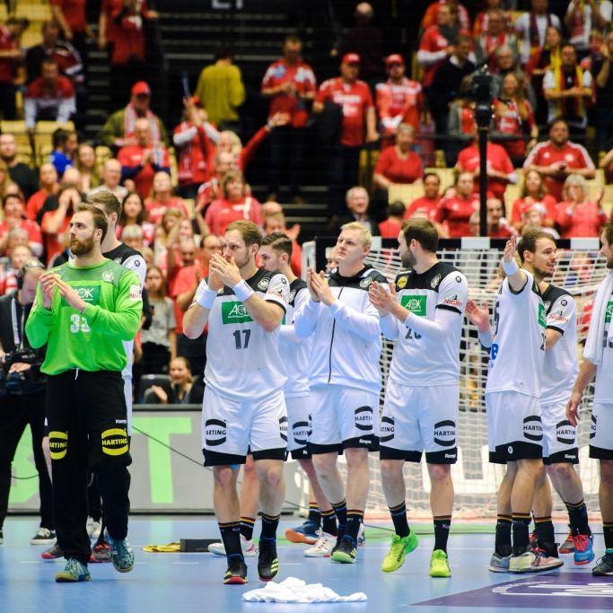 Makellose EM-Quali: Handballer mit Kantersieg in die Sommerpause (Foto)