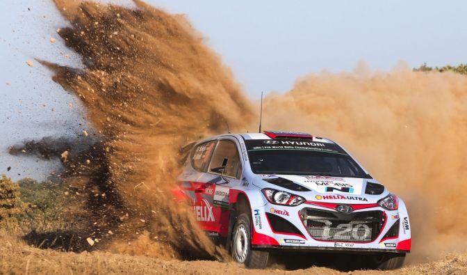 WRC Rallye Italien - Sardienen 2019 Ergebnisse