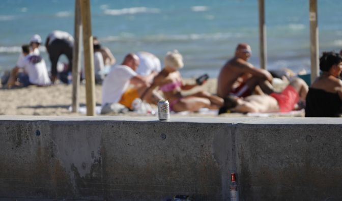 Brutale Prügel-Attacke auf Mallorca
