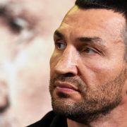 Wladimir Klitschko trauert um Lydia Smuda. (Foto)