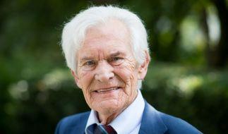 """Ex-""""Tagesschau""""-Sprecher Wielhelm Wieben ist im Alter von 84 Jahren verstorben. (Foto)"""