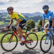 Egan Bernal holt Gesamtsieg - Carthy gewinnt letzte 9. Etappe (Foto)