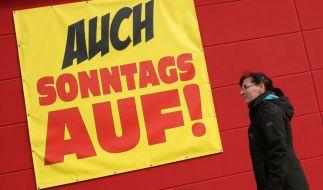 Auch an diesem Sonntag können Sie wieder in zahlreichen deutschen Städten shoppen. (Foto)
