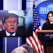Sprecherin wirft hin! Trump verliert nächste Mitarbeiterin (Foto)