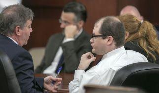 Der 37-jährige Timothy Jones wurde von einer Jury in South Carolina zum Tode verurteilt, da er im August 2014 seine fünf Kinder ermordet hat. (Foto)