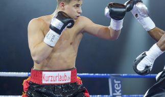 Tyron Zeuge boxt gegen Adan Silvera um die EU-Meisterschaft im Supermittelgewicht (Foto)