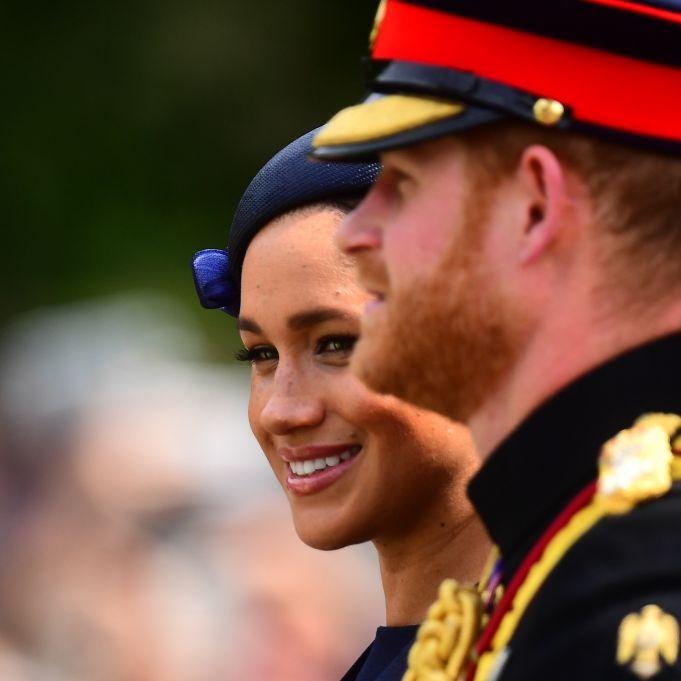 Öffentliche Rüge! Prinz Harry weist Meghan zurecht (Foto)
