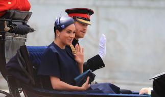 "Herzogin Meghan soll aufhören, so ""berühmt"" zu sein. (Foto)"