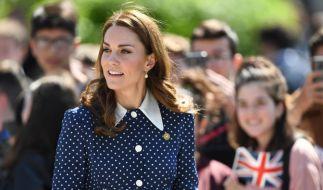 Herzogin Kate hat ein Lieblingskind. (Foto)