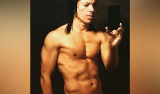 Jorge Gonzalez nackt