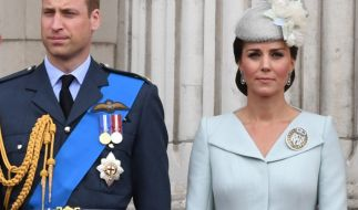 Die Affären-Gerüchte um Prinz William wollen nicht verstummen. (Foto)