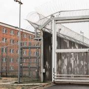 Details zur Geiselnahme! Häftling bedrohte Psychologin mit Messer (Foto)