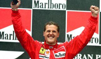 Ohne sein Team wäre Michael Schumacher nicht so erfolgreich gewesen. (Foto)