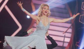 """Bei """"Let's Dance"""" begeisterte Ella Endlich. (Foto)"""