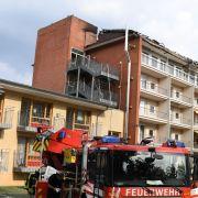 17 Verletzte bei Großbrand in Seniorenheim in Huchting (Foto)