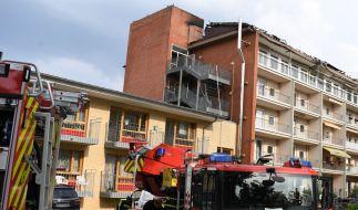 Bei dem Brand in einem Pflege- und Altenheim in Bremen-Huchting wurden mindestens 17 Menschen verletzt. (Foto)