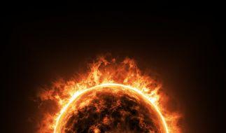 Droht der Erde ein gigantischer Sonnensturm? (Foto)