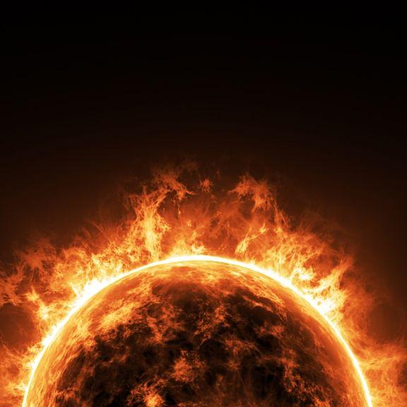 Globaler Breakdown! Forscher warnen vor Horror-Sonnensturm (Foto)