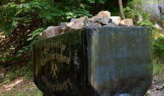 Der 10-jährige Junge aus Wolfsburg wurde offenbar von einer Lore überrollt. (Foto)