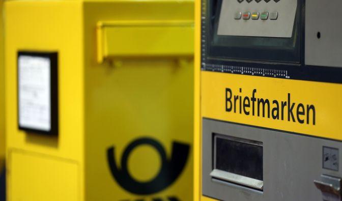 Porto-Erhöhung bei der Deutschen Post
