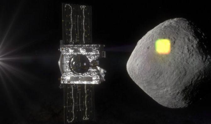 Asteroid 101955 Bennu
