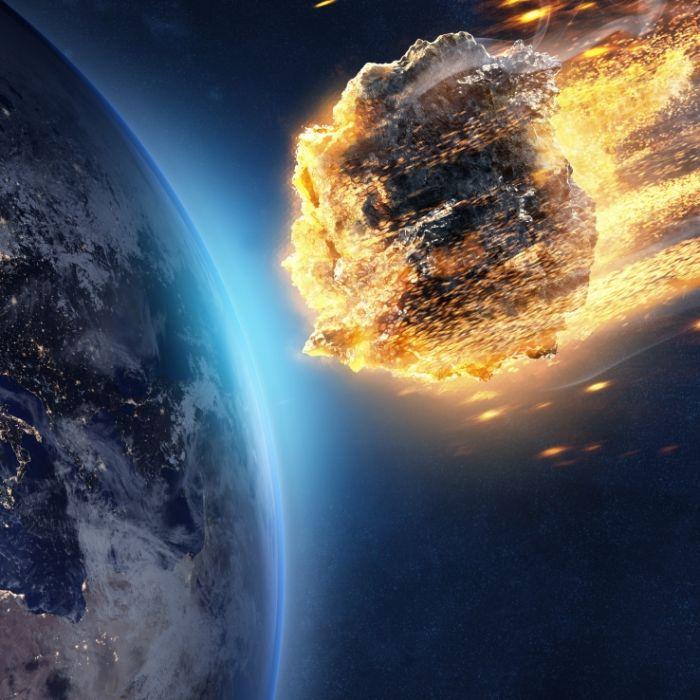 DIESER Weltraum-Koloss schrammte an der Erde vorbei (Foto)