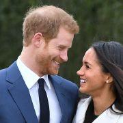 DIESE Baby-News lassen Herzogin Meghan und Harry strahlen (Foto)