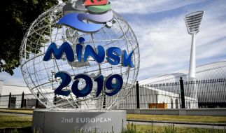 Die Europaspiele 2019, auch European Games genannt, finden Ende Juni 2019 im weißrussischen Minsk statt. (Foto)