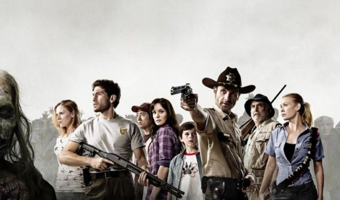 """The Walking Dead"" im TV verpasst?"