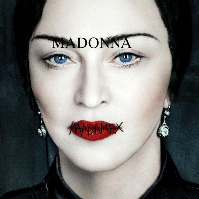 Die Queen of Pop - Madonna goes strange (Foto)