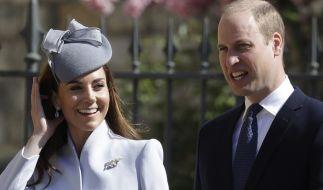 William und Kate mussten einige Krisen überwinden. (Foto)