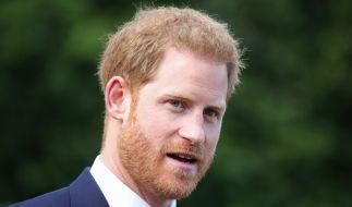 """Prinz Harry wollte ein """"böser Junge"""" sein. (Foto)"""