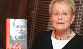 Die Journalistin Wibke Bruhns ist im Alter von 80 Jahren verstorben. (Foto)
