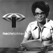 Wibke Bruhns, deutsche Journalistin und Autorin (8.09.1938 - 20.06.2019).