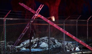 Der Absturz des Kleinflugzeugs auf Hawaii hat Behörden zufolge neun Menschen an Bord das Leben gekostet. (Foto)
