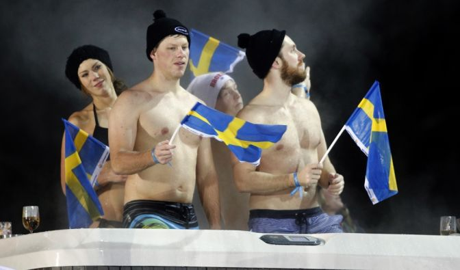 Vergabe der XXV. Olympischen Winterspiele