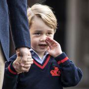 Kaum zu glauben! An DIESER Hochzeit ist Prinz George schuld (Foto)