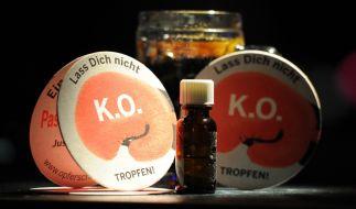 Bei einer Party in Freiburg mussten Dutzende Gäste notärztlich behandelt werden - waren K.o.-Tropfen im Spiel? (Foto)