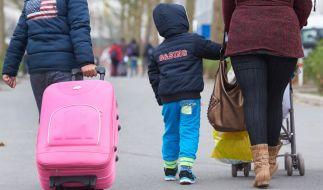 Zum siebten Mal in Folge haben in Deutschland so viele Menschen wie in keinem anderen europäischen Land Asyl gesucht. (Foto)