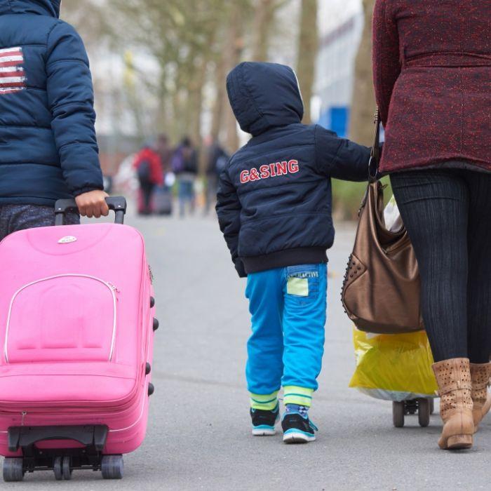 Asylbewerberzahl in Deutschland weiter auf Rekord-Hoch (Foto)