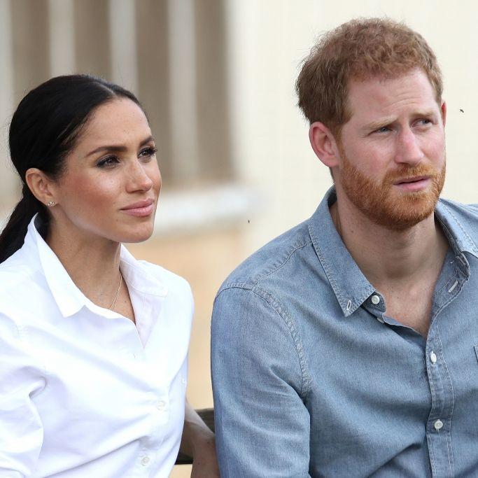 Ehe-Drama bei Herzogin Meghan? Harrys Ex in London gesichtet (Foto)