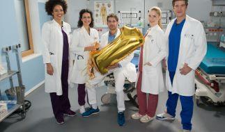 """Jane Chirwa steigt bei """"In aller Freundschaft - Die jungen Ärzte"""" aus. (Foto)"""