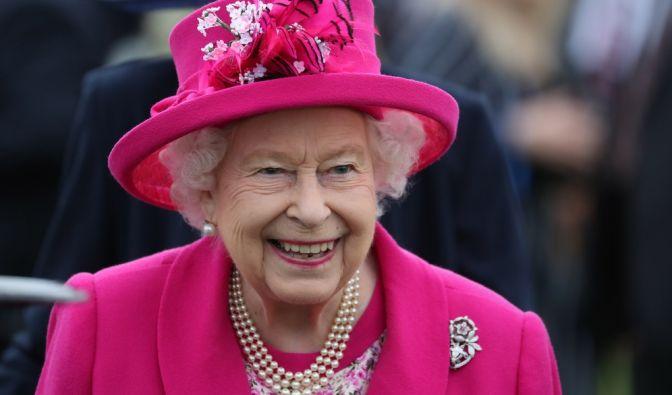Queen Elizabeth II. außer sich!